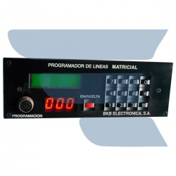 ECUREPAIR.PT - MÓDULO PROGRAMADOR DE LINHAS BKB ELECTRONICA